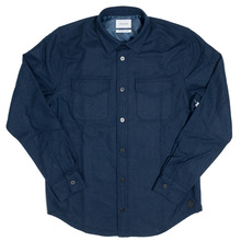 View the Volcom Tellurium Shirt - Indigo from the Shirts clothing range online today from Boarderline