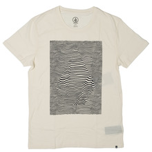 View the Volcom Vibration T-Shirt - Egg White from the T-Shirts clothing range online today from Boarderline