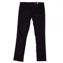 View the Volcom Vorta Denim Jeans - Black on Black from the Jeans & Pants clothing range online today from Boarderline