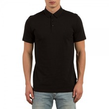 View the Volcom Wowzer Polo - Black from the T-Shirts clothing range online today from Boarderline