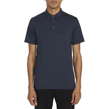 View the Volcom Wowzer Polo - Navy from the Shirts clothing range online today from Boarderline