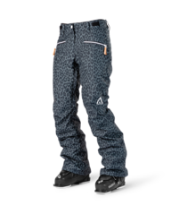 View the Wear Colour Cork Pant - Black Leopard from the Womens Snow Pants clothing range online today from Boarderline