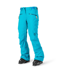 View the Wear Colour Cork Pant - Enamel Blue from the Womens Snow Pants clothing range online today from Boarderline