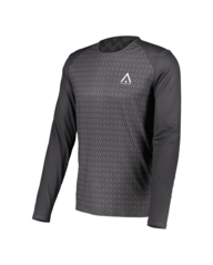 View the Wear Colour Guard Top - Black Herringbone from the Base Layers clothing range online today from Boarderline