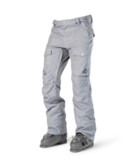 View the Wear Colour Shadow Pant - Grey Melange from the Mens Snow Pants clothing range online today from Boarderline