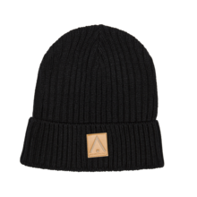View the Wear Colour Badge Beanie - Black from the Beanies clothing range online today from Boarderline