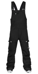 View the WearColour Bib Pant - Black from the Mens Snowboard Pants clothing range online today from Boarderline