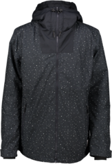 View the Wear Colour Black Jacket - Black Galaxy from the Mens Snow Jackets clothing range online today from Boarderline