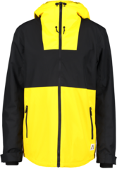 View the Wear Colour Black Jacket - Old Gold from the Mens Snow Jackets clothing range online today from Boarderline