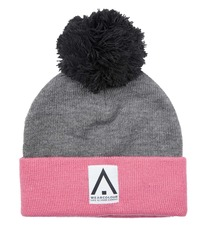 View the WearColour Bliss Beanie - Grey Melange from the Beanies clothing range online today from Boarderline