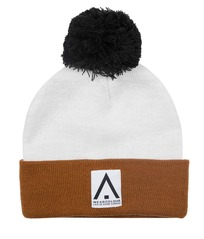 View the WearColour Bliss Beanie - White from the Beanies clothing range online today from Boarderline