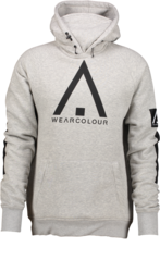 View the Wear Colour Bowl Hood - Grey from the Fleece/Layering clothing range online today from Boarderline