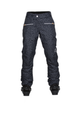 View the Wear Colour Cork Pant - Black Leopard from the Womens Snowboard Pants clothing range online today from Boarderline