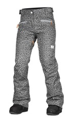 View the Wearcolour Cork Pant - Leopard from the Womens Snow Pants clothing range online today from Boarderline