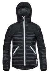 View the WearColour Cub Jacket - Black from the Womens Snowboard Jackets clothing range online today from Boarderline