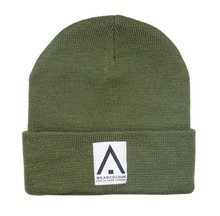 View the WearColour Puppet Beanie - Olive Green from the Beanies clothing range online today from Boarderline