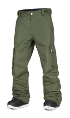 View the WearColour WEAR Pant - Olive Green from the Mens Snowboard Pants clothing range online today from Boarderline