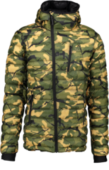 View the Wear Colour Zest Jacket - Forest from the Mens Snowboard Jackets clothing range online today from Boarderline