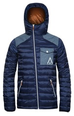 View the WearColour Zest Jacket - Midnight Blue from the Mens Snowboard Jackets clothing range online today from Boarderline