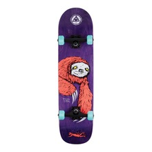 View the Welcome Skateboards Sloth Complete - 8.0 from the Complete Skateboards clothing range online today from Boarderline