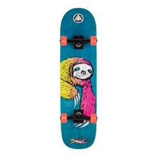 View the WELCOME SLOTH COMPLETE SKATEBOARD - 8.0 from the Complete Skateboards clothing range online today from Boarderline