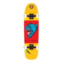 View the WELCOME TASMANIAN ANGEL COMPLETE SKATEBOARD - 8.25 from the Complete Skateboards clothing range online today from Boarderline
