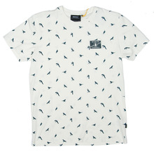 WESC Bird T-Shirt - Winter White