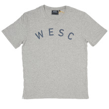 View the WESC Coby T-Shirt - Grey Melange from the T-Shirts clothing range online today from Boarderline