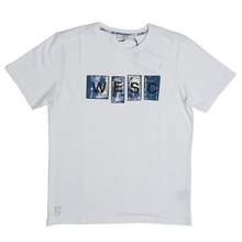 View the WeSC Deep T-Shirt - White from the T-Shirts clothing range online today from Boarderline