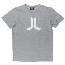 WESC Icon T-Shirt - Heather Grey