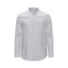 View the WESC Oden Shirt - Neutral Grey from the Shirts clothing range online today from Boarderline
