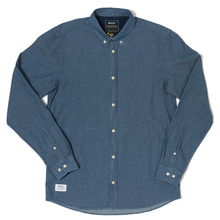 View the WESC Rohan Shirt - Deep Sea from the Shirts clothing range online today from Boarderline