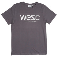 View the WeSC T-Shirt - Plum Grey from the T-Shirts clothing range online today from Boarderline