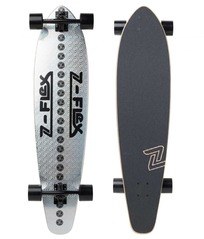 View the Z-Flex Longboard Roundtail Zirconia from the Longboards/Cruisers clothing range online today from Boarderline